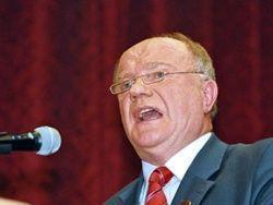 """Зюганов не рассказал Путину анекдот про """"ЕР"""""""