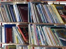 Книги в библиотеках пойдут под нож
