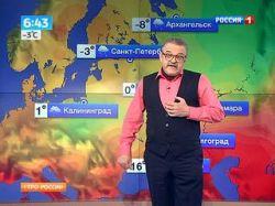 В Центральном регионе погода улучшится, но температура снизится