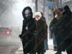 В Россию идут сибирские морозы