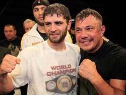 Бокс: Аллахвердиев стал чемпионом WBA