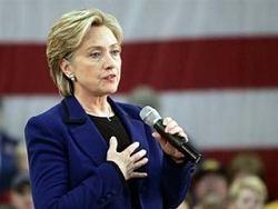 Клинтон обещает защиту интеллектуальной собственности РФ в США