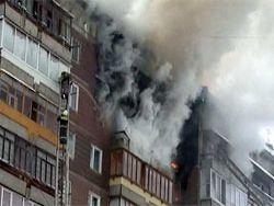 В Томске введен режим ЧС из-за взорвавшегося дома