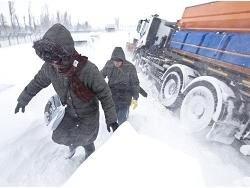 """Трасса """"Россия"""" под Тверью застыла в 40-километровой пробке"""