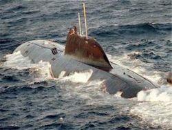 Иран показал миру бирюзовую подводную лодку