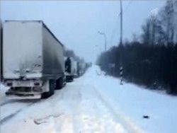 В Твери удалось частично снять транспортную блокаду