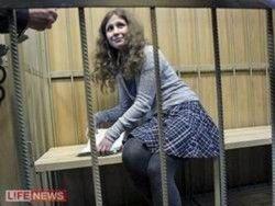 Мария Алехина изолирована из-за попытки бунта в ИК