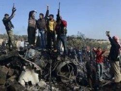 В Сирии сбиты самолеты трофейными российскими ракетами