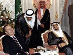 Саудовская Аравия - США. Нефть в обмен на лобби
