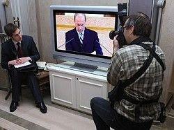 Послание Путина написали в обстановке секретности