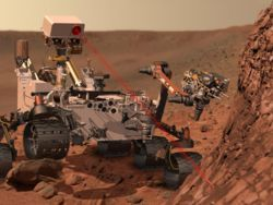 Новость на Newsland: Марсианская вода оказалась более