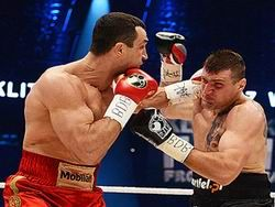 Соперник Кличко попался на допинге