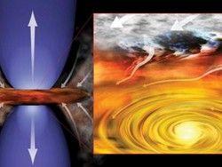 Новость на Newsland: Обнаружена зарождающаяся солнечная система