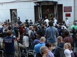 Журналистам могут закрыть вход на судебные процессы