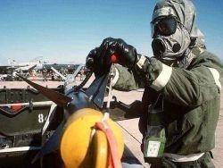 В руки сирийских повстанцев перешла химическая фабрика
