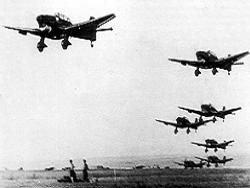 США осудило СССР за бомбардировку гитлеровцев
