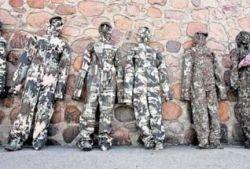 НАТО испытывает новый камуфляж