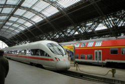 В Германии прошла крупнейшая стачка машинистов грузовых поездов
