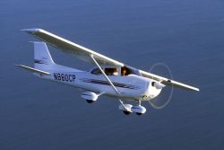 Легкий самолет Cessna 172 потерпел крушение в Австрии