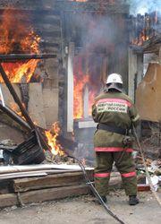 В Благовещенске спасли от огня 28 человек