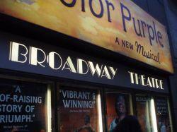 Рабочие сцены театров Бродвея начали забастовку