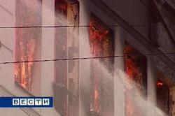 Из-за пожара в общежитии Благовещенска эвакуированы 300 человек