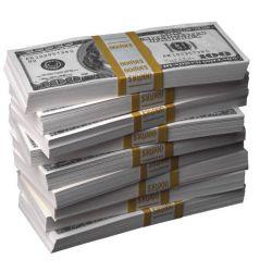 Деньги на пустом месте