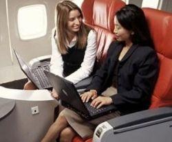 Где во время полета лучше всего сидеть в самолете