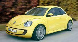 Новый Volkswagen Beetle появится в 2012 году