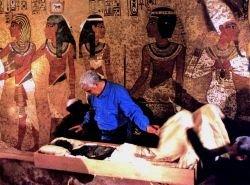 К мумии Тутанхамона будут пускать по 400 людей в день