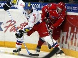 Сборная России по хоккею обыграла Чехию на Кубке Карьялы
