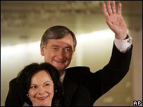 Президентом Словении избран дипломат Данило Тюрк