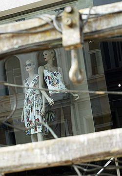 Cудебные приставы конфисковали все имущество мультибрэндового бутика петербургской компании Vanity, продающей марки Dolce&Gabbana, Fendi, Gianfranco Ferre