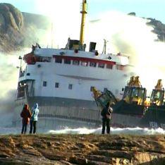 Серия кораблекрушений в Азовском море грозит экологической катастрофой