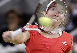 Жюстин Энен — первая в истории теннисистка, заработавшая за сезон $5 млн