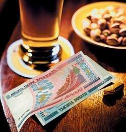 Национальные особенности раздачи чаевых