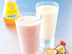 Йогурт и сок вредны для зубов