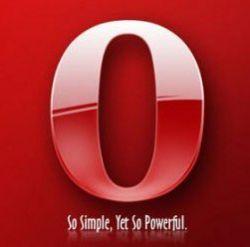 Opera синхронизирует закладки