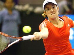 Мария Шарапова довольна, несмотря на поражение