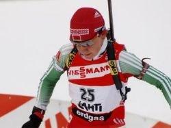 Биатлонистка сборной Белоруссии Наталья Соколова вернулась в российскую команду