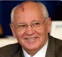 Обед c Михаилом Горбачевым был продан за $160 тысяч