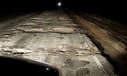 В каждом шестом ДТП в России виноваты плохие дороги