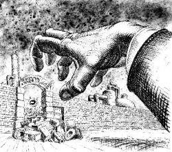 Имя российского миллиардера Олега Дерипаски как оружие украинского рейдера