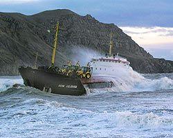 В Крыму объявлено повторное штормовое предупреждение