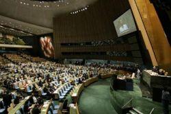 ООН впервые в истории начинает передел кресел в своём составе