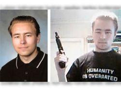 Финский стрелок Пекка-Эрик Аувинен был знаком с неудавшимся убийцей американских школьников Дилланом Косси