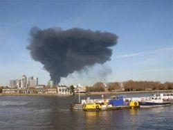 Жителей Лондона предупредили об угрозе отравления асбестом