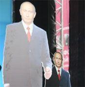 План с Путиным меняется: Губернаторов лишают прав на агитационные фотографии с президентом