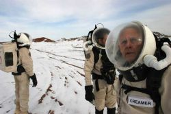 Репетиция жизни на Марсе