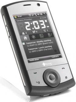Компания HTC запускает новый GPS-коммуникатор Touch Cruise